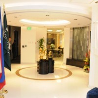 Saudia office renovation - Manila