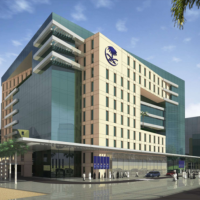 Building HQ (No.2) in SV city - Jeddah