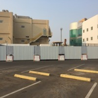 Saudia HQ backup generators installations