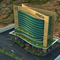 building of Office bulding on Saudia Land on Kuday - Makkah